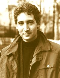 Photo of Brian Greene taken by Dan Deitch