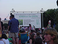 Screen on the Green - click to see full-size image