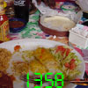 1358: finishing a wonderful tex-mex lunch at el paso cafe