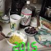 2015: thom prepares dinner